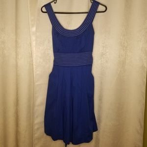 Maurices Blue Dress Size Small